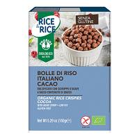 BOLLE RISO CACAO NEW 150G