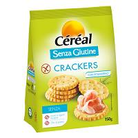 CEREAL CRACKERS 150G