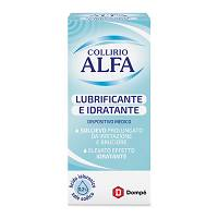 COLLIRIO ALFA LUBR/IDRAT 10ML