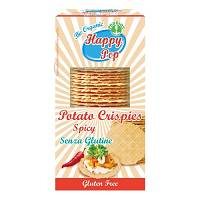 HPO POTATO CRISPIES SPICY 60G