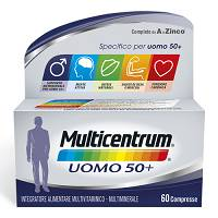 MULTICENTRUM UOMO 50+ 60CPR