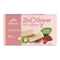 ZEROGRANO WAFER NOCCIOLA 180G
